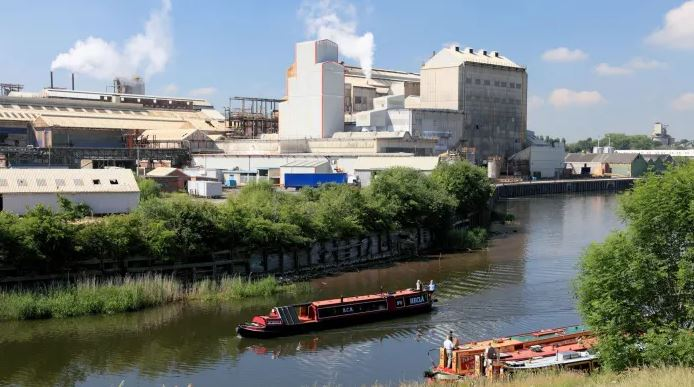Tata plans UK Carbon Capture plant. Ibedrola is to build Europe's largest solar farm in Caceres in Spain. Refilling Lake Chad