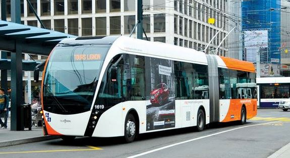 tram-bus / zero-carbon ships / plastics / biofuels / EV of the year & feature on Carbon Markets